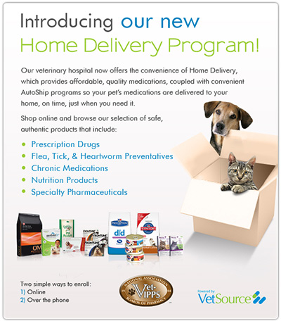 Pharmacy of Bryan Road Animal Hospital